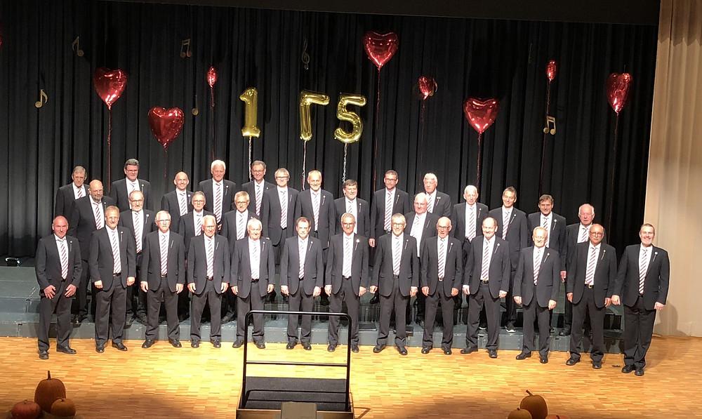 Konzertbeitrag Sängerbund in Buchs AG