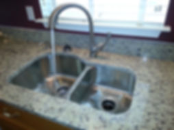 60/40 sink Novi Michigan