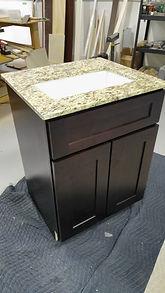 Vanity Cabinet vanity top