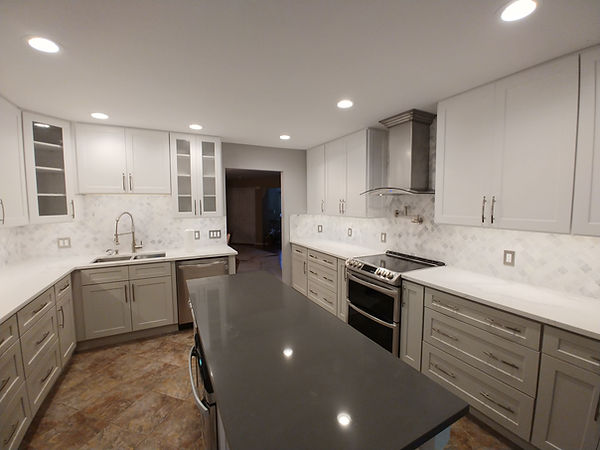 kitchen cabinets Wixom, MI