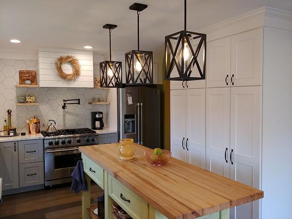 New Hudson kitchen remodel