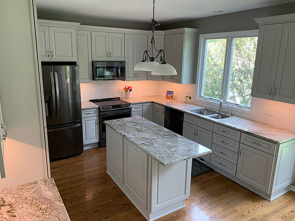kitchen cabinets Brighton, Michigan