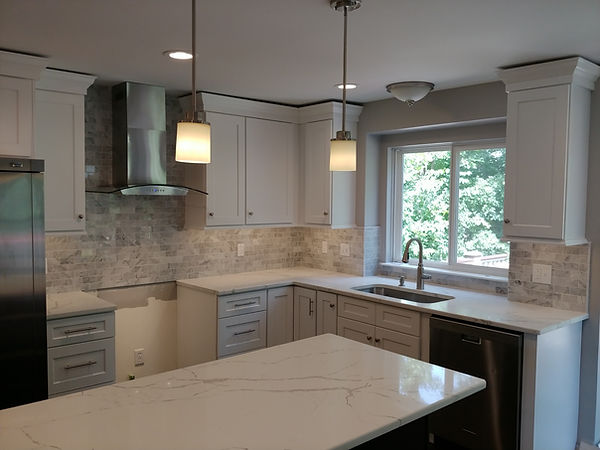 kitchen remodel Canton, MI