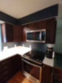 kitchen remodel Hartland Michigan