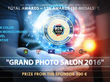 1st International Salon of Photography