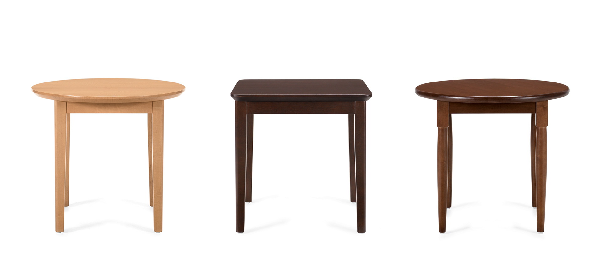 Wood Occasional Tables