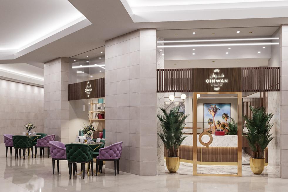 Qinwan boutique