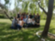 Group picture Advanced Training April 20