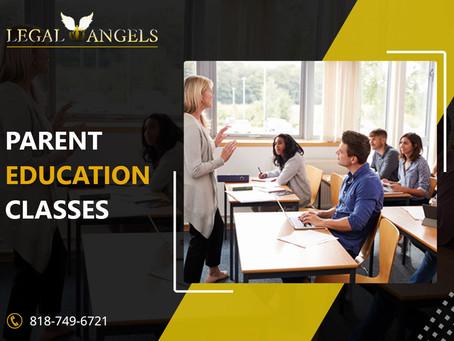 PARENT EDUCATION CLASSES