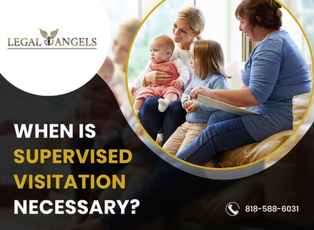 When Is Supervised Visitation Necessary?