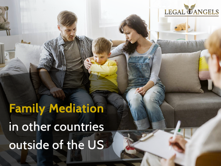 Family Mediation in other countries outside of the US