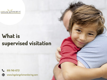 What is Supervised Visitation