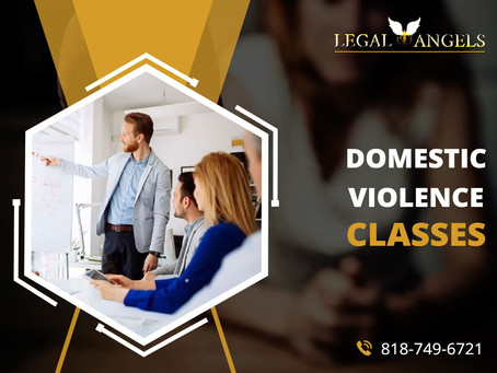 DOMESTIC VIOLENCE CLASSES