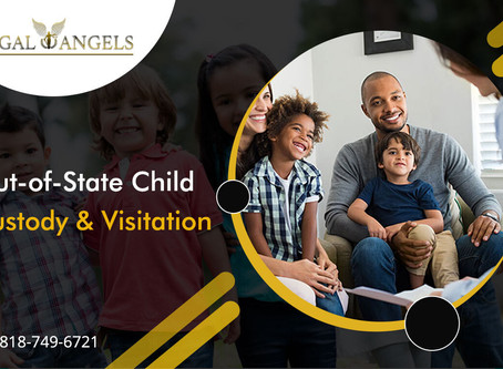 Out-of-State Child Custody & Visitation