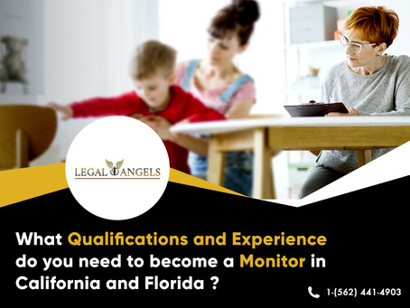 What Experience do you need to become a monitor? What are the Qualifications required in my State?