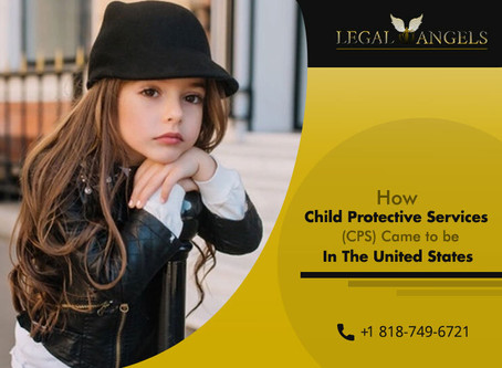 How Child Protective Services (CPS) came to be in the United States
