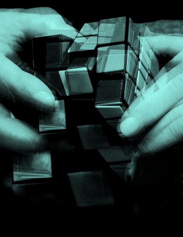 Rubiks Revenge 3rd - Digitals