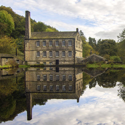 1st Gibson Mill - Elise Garland