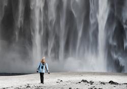 Skogafoss Waterfall - 19 - Digitals