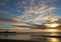 Sunrise Stroll South Bay