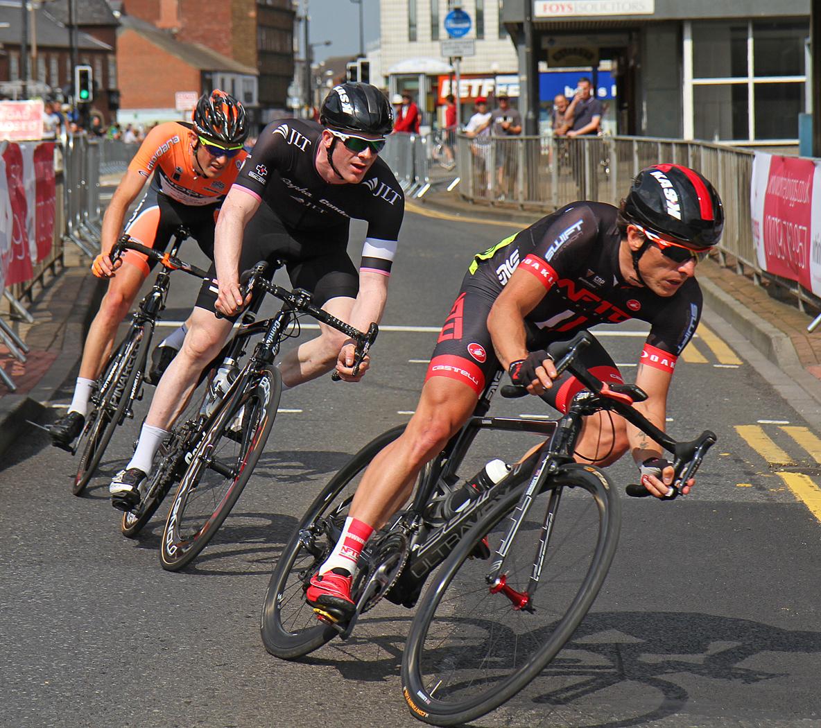 Cycling Trio - 3rd Digitals