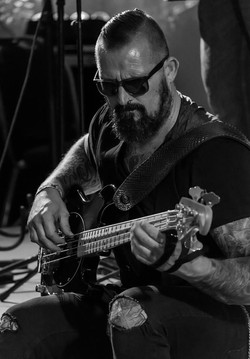 The Bass Player - 2nd Print
