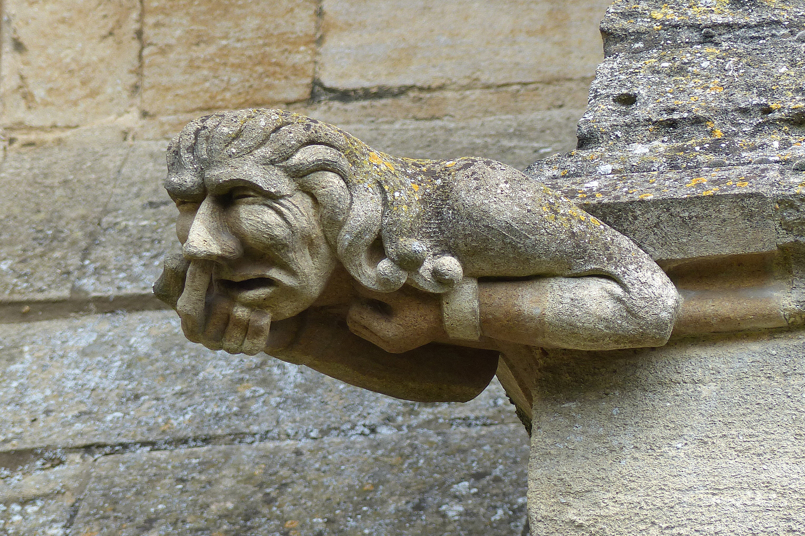 Gargoyle, Ely Cathedral