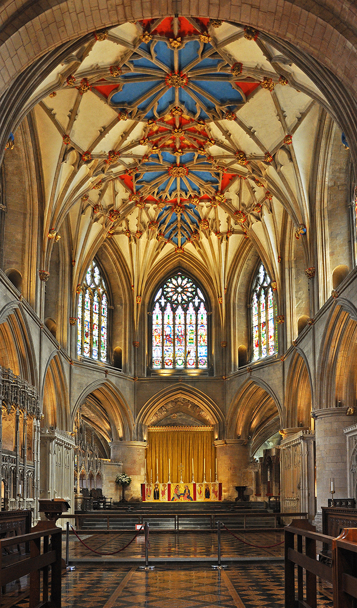 Tewkesbury Abbey Choir