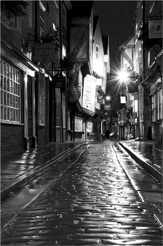 The Shambles, York 1st - Prints