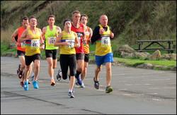 10k Race by Anne Crimlisk