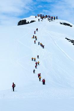 2nd Climbing the Hill - Elaine Rhodes