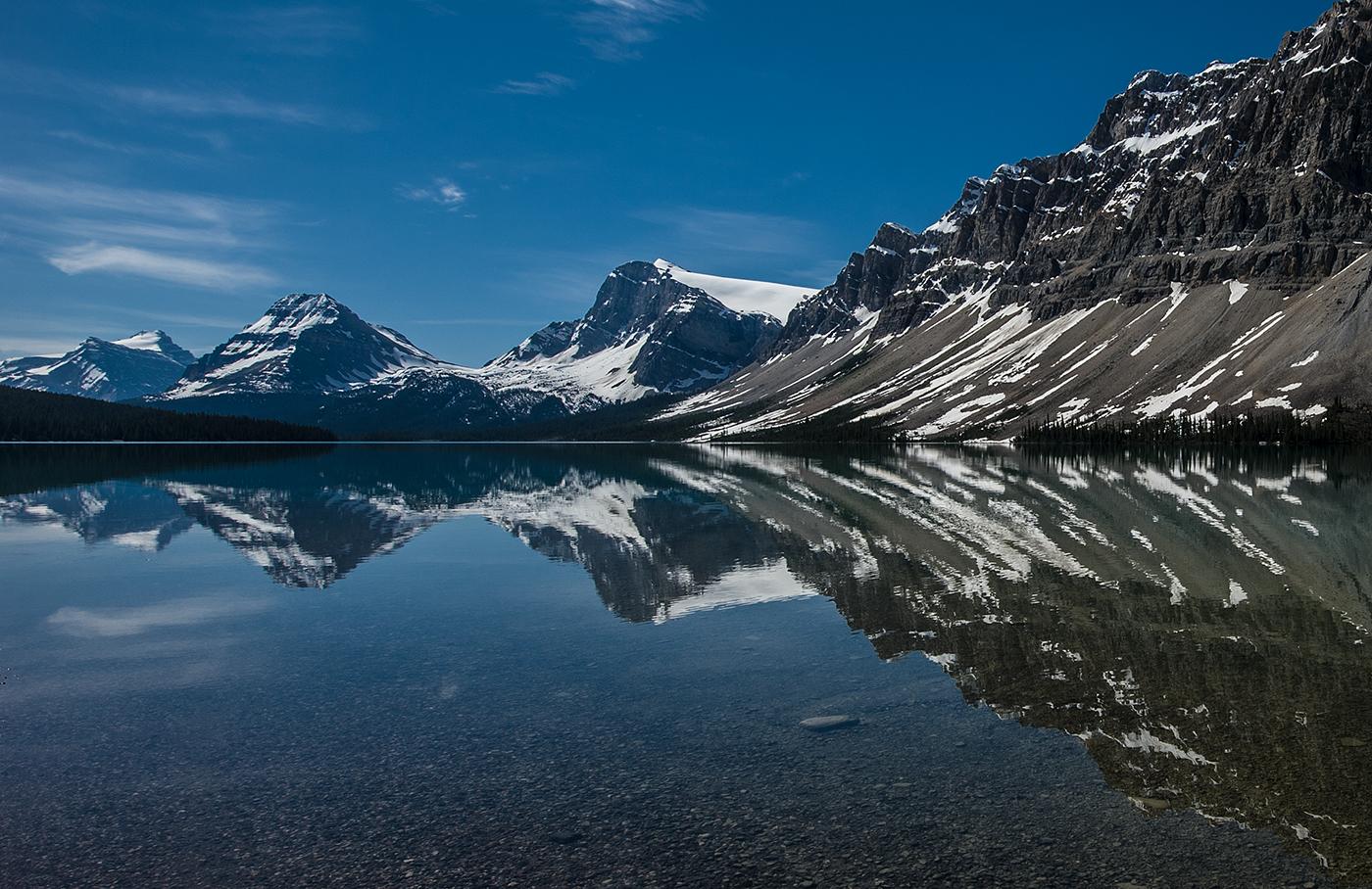 HC Bow Lake - Ralph Witty
