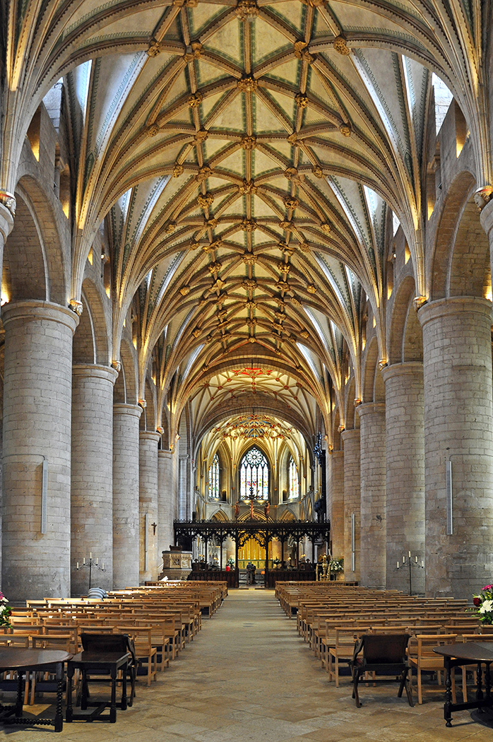 3rd Tewkesbury Abbey - John Turner