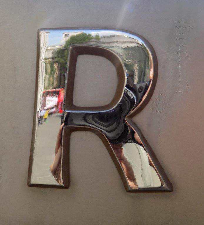 'R' for Reflection 3rd - Prints