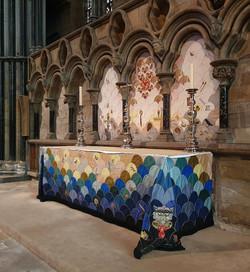 Altar Cloth, Durham Cathedral