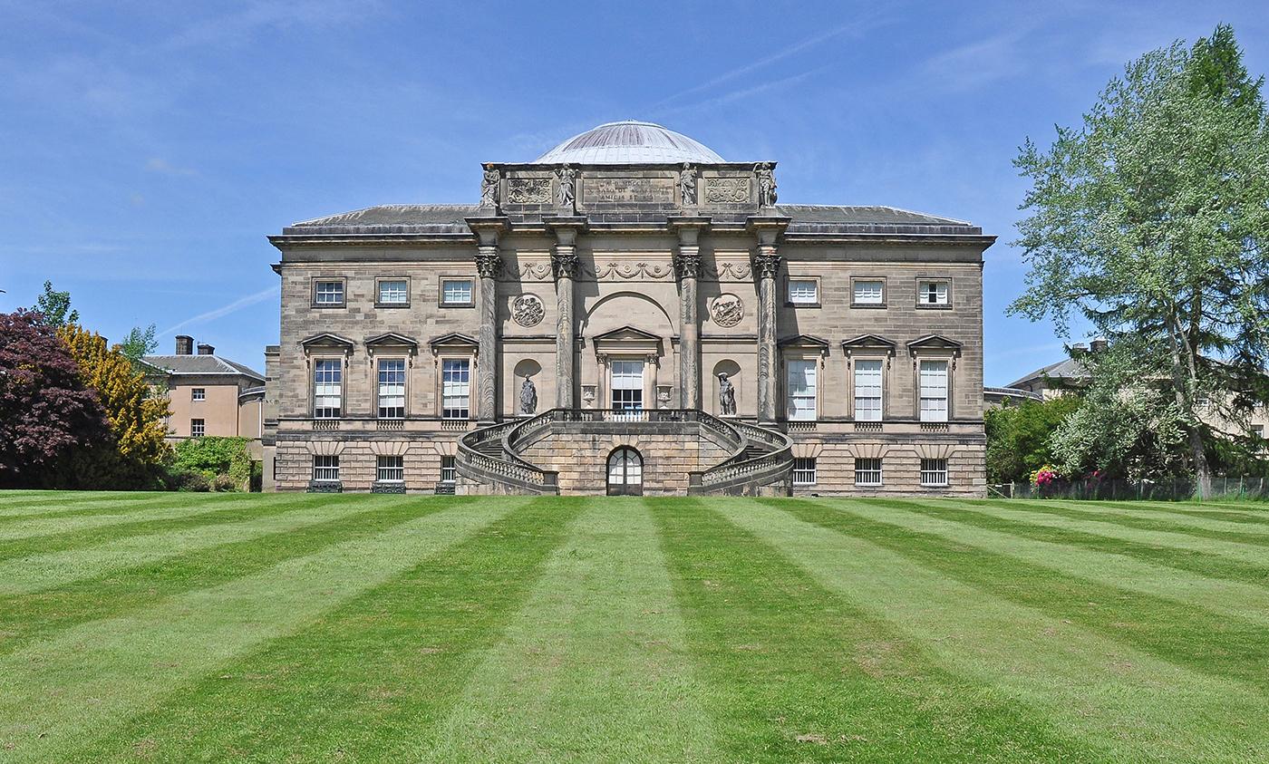 Kedleston Hall by John Turner