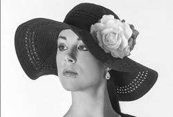 Sophie in Hat - 2nd Digitals