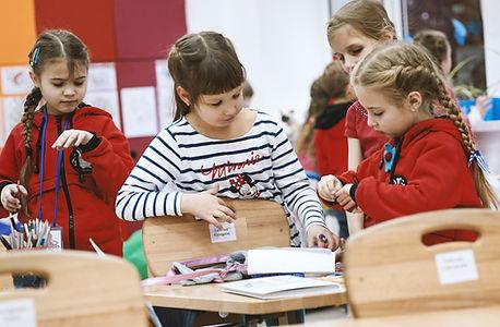 Chicas en Classrom