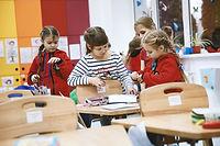 Девушки в классе