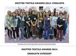 UKHKA Knitted Textile Awards