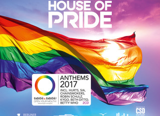 House of Pride - Der offizielle Sampler zur Pride 2017