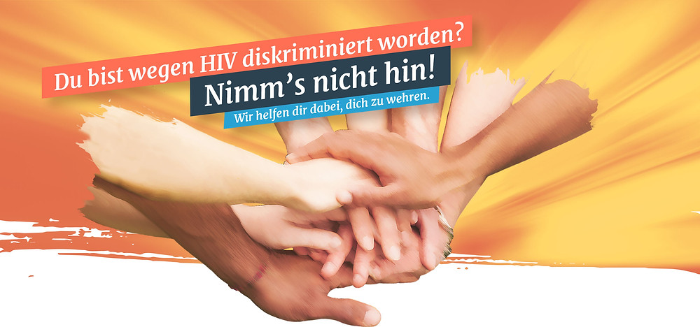Deutsche Aids Hilfe Diskriminierung Enough is Enough Blog