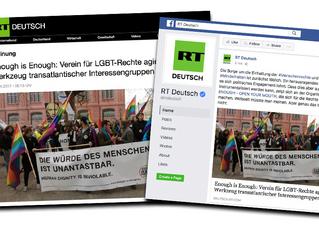 RUSSIA TODAY: Ein Versuch in Journalismus