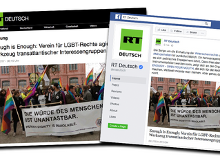 RUSSIA TODAY: Ein Versuch in Journalismus