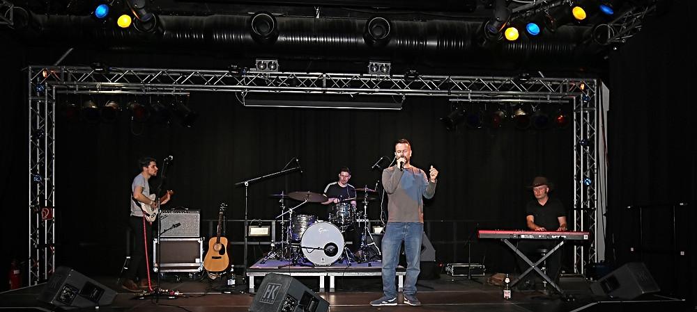 Lee Baxter und Band • © Michael Otto