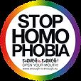 STOP_HOMOPHOBIA_weisser-Kreis_mit-Websit