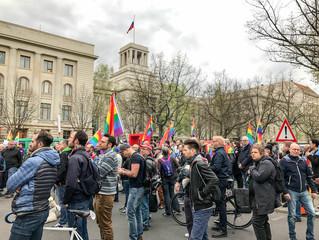 """Die Rede im Wortlaut – Kundgebung """"Tschetschenien"""""""