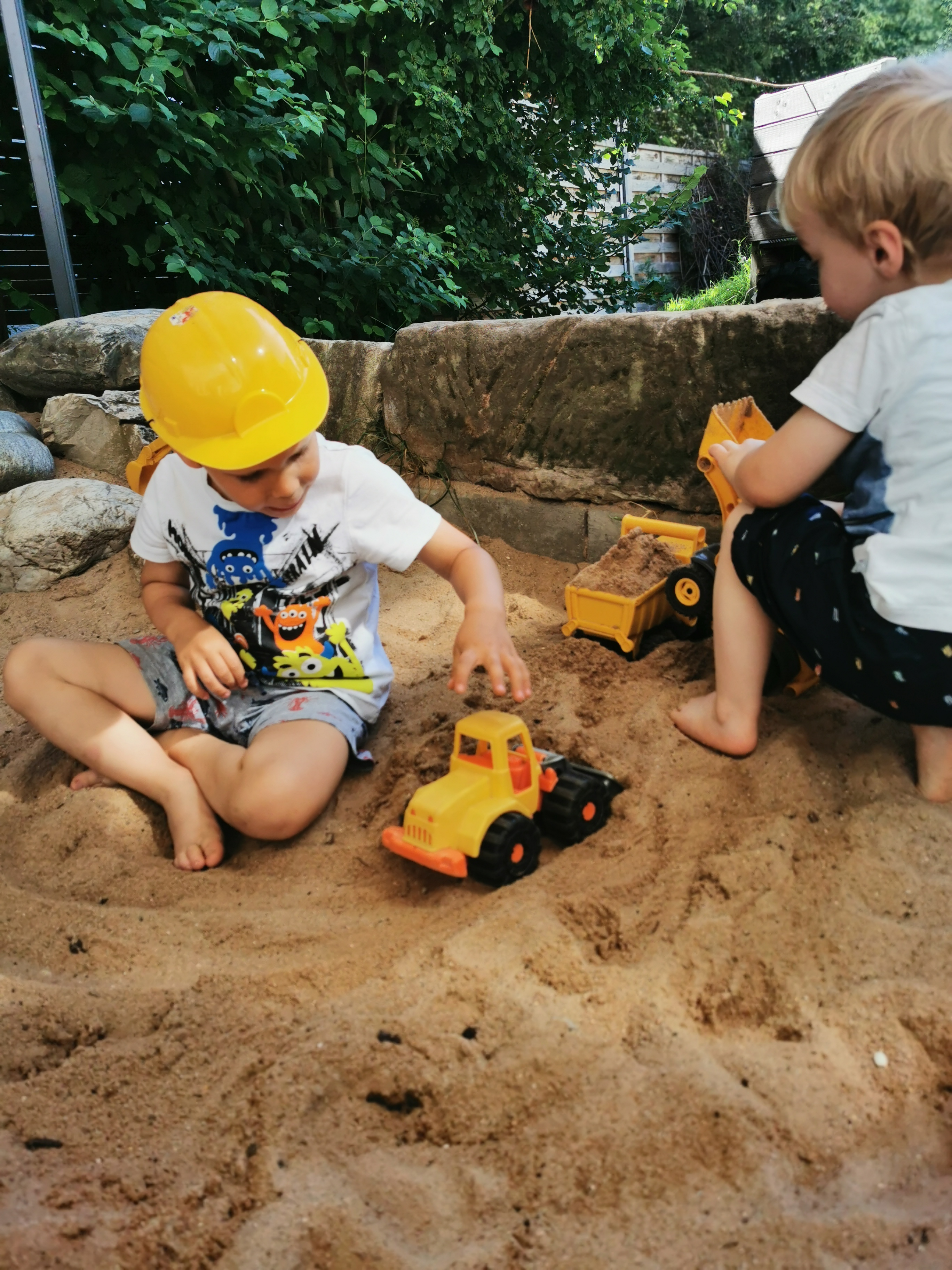 Sand-krippe