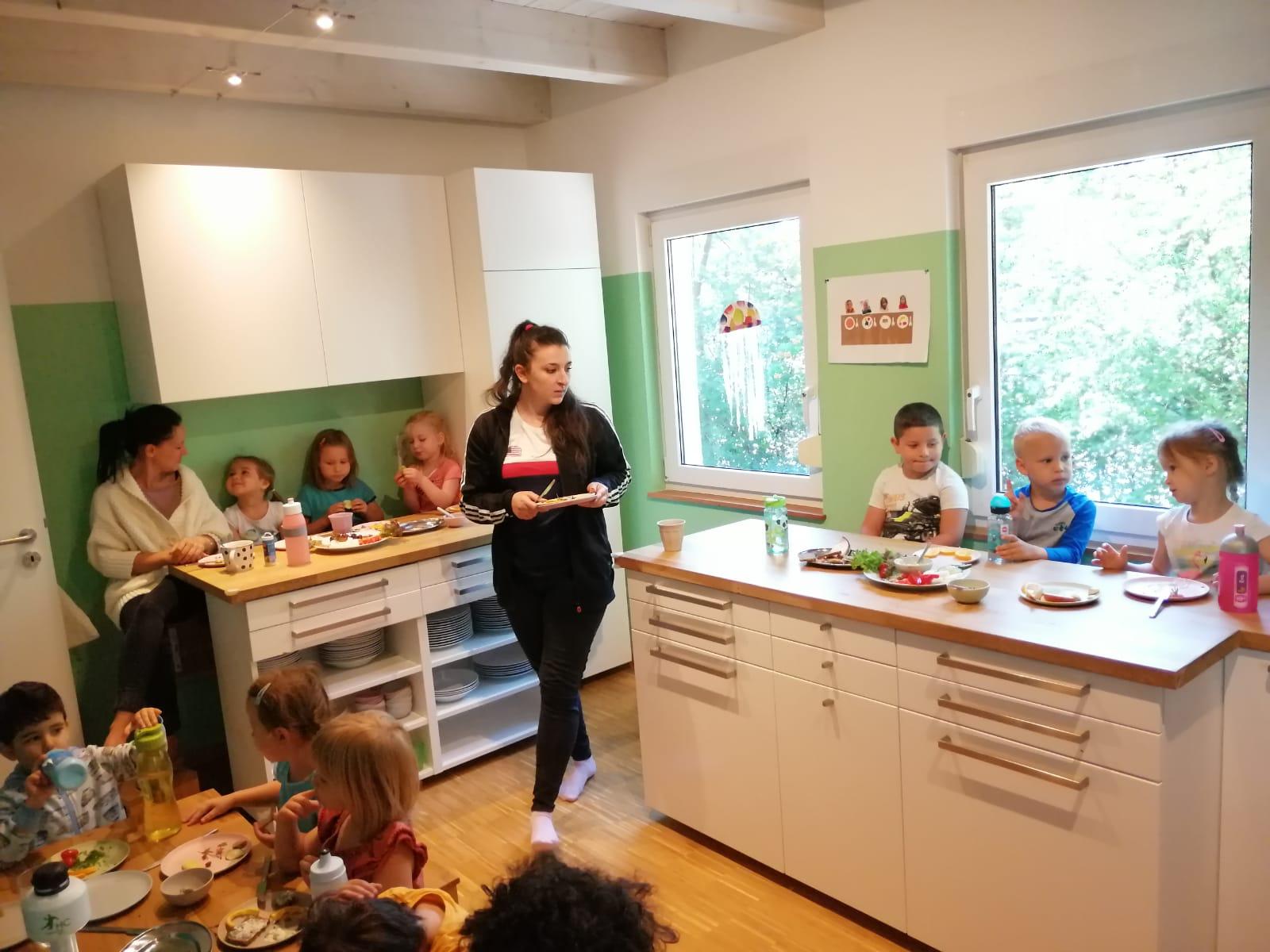 Küche-Kiga