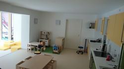 Gruppenraum - Küche